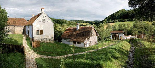 erdélyi falu