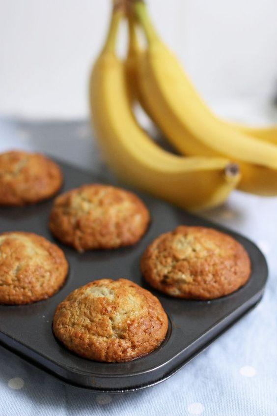 banános muffin csokidarabokkal